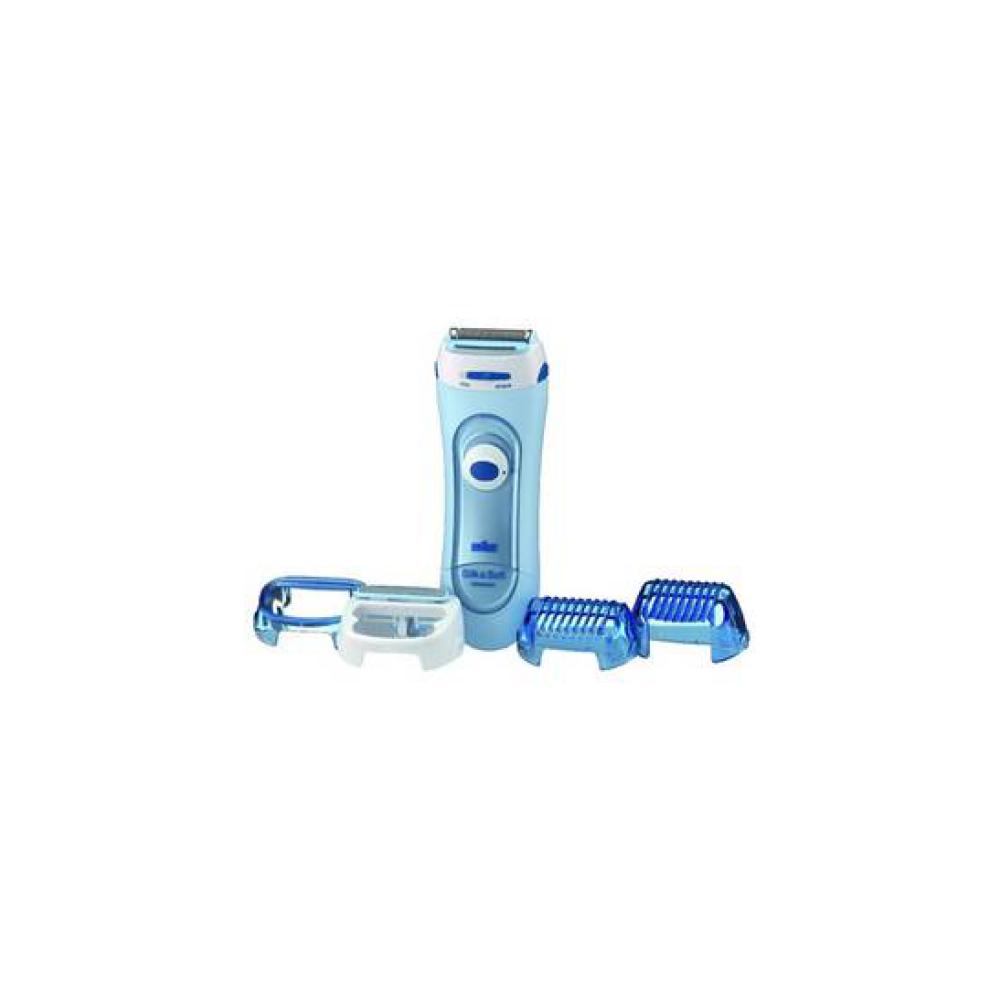 Depilator Braun Silk&Soft LS5160 Niebieski