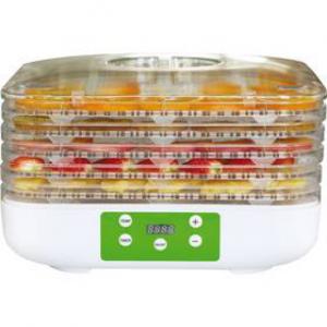 Suszarka do grzybów, owoców i ziół Guzzanti GZ 505 Dehydratator żywności Biała