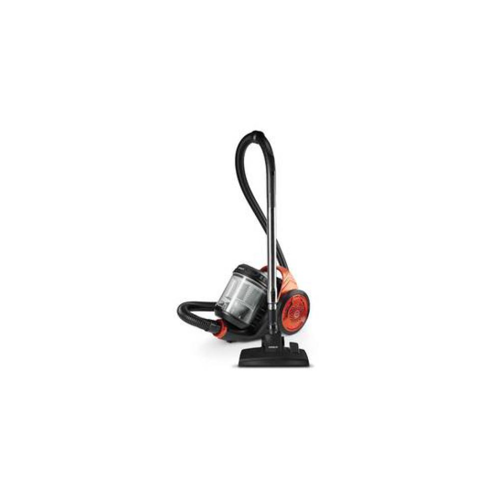 Odkurzacz podłogowy Polti Forzaspira C130_PLUS Czarny/Pomarańczowy
