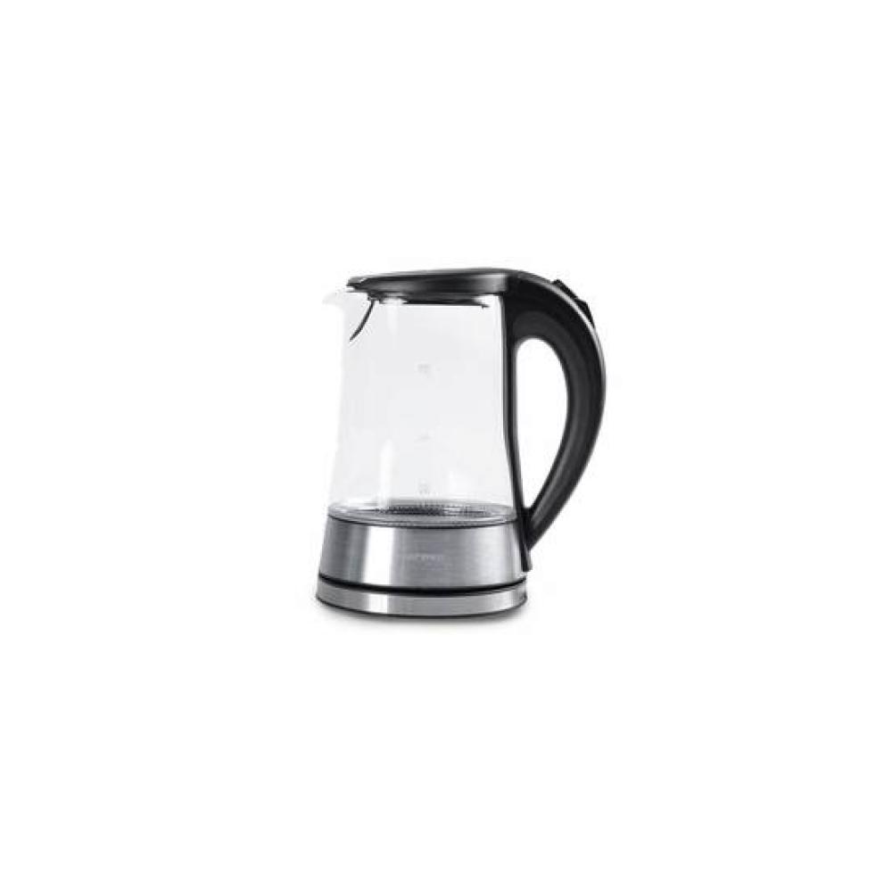 Czajnik bezprzewodowy Orava VK-4017 B Czarna/Szklana