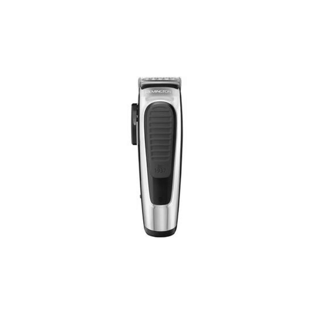 Maszynka do strzyżenia Remington HC450 StylistClassic Ed Hair Clipper Czarny/Srebrny