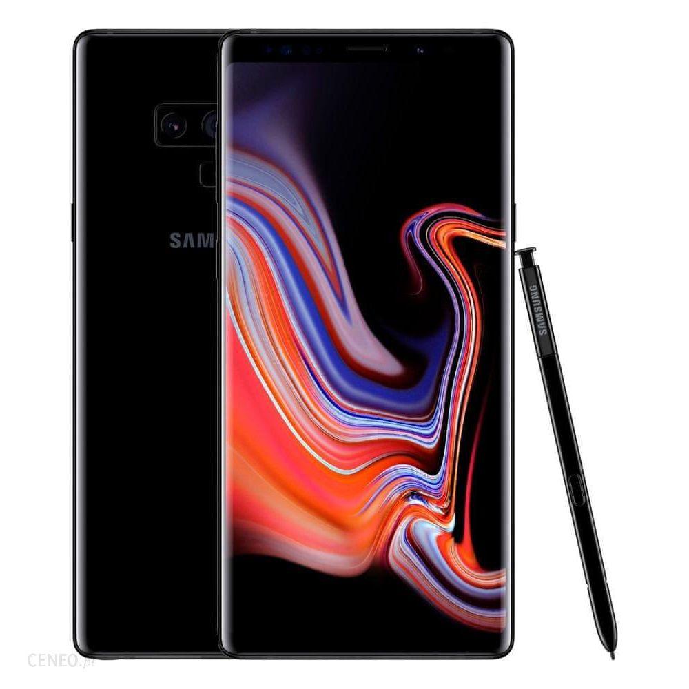 Samsung Galaxy Note 9 512GB SM-N960 Black DUAL-FV 23%