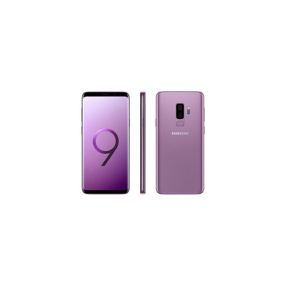 Samsung Galaxy S9+  SM-G965F Dual 64GB Purple - FV 23%