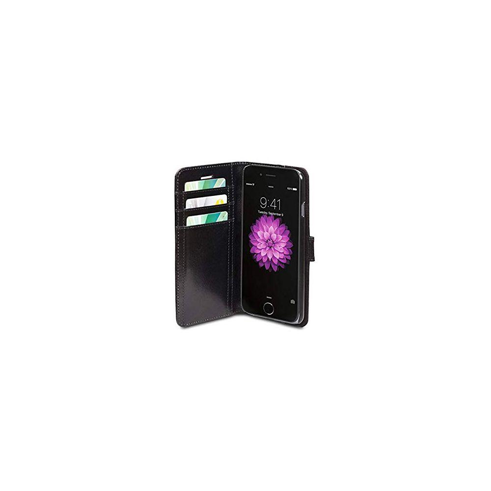 ETUI-PORTFEL DBRAMANTE1928 LYNGE Galaxy S9 - KOLOR CZARNY