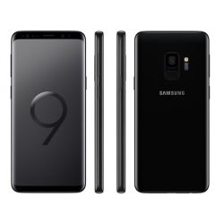 Telefon  Samsung Galaxy S9 SM-G960F 64 GB Dual Czarny - FV 23%