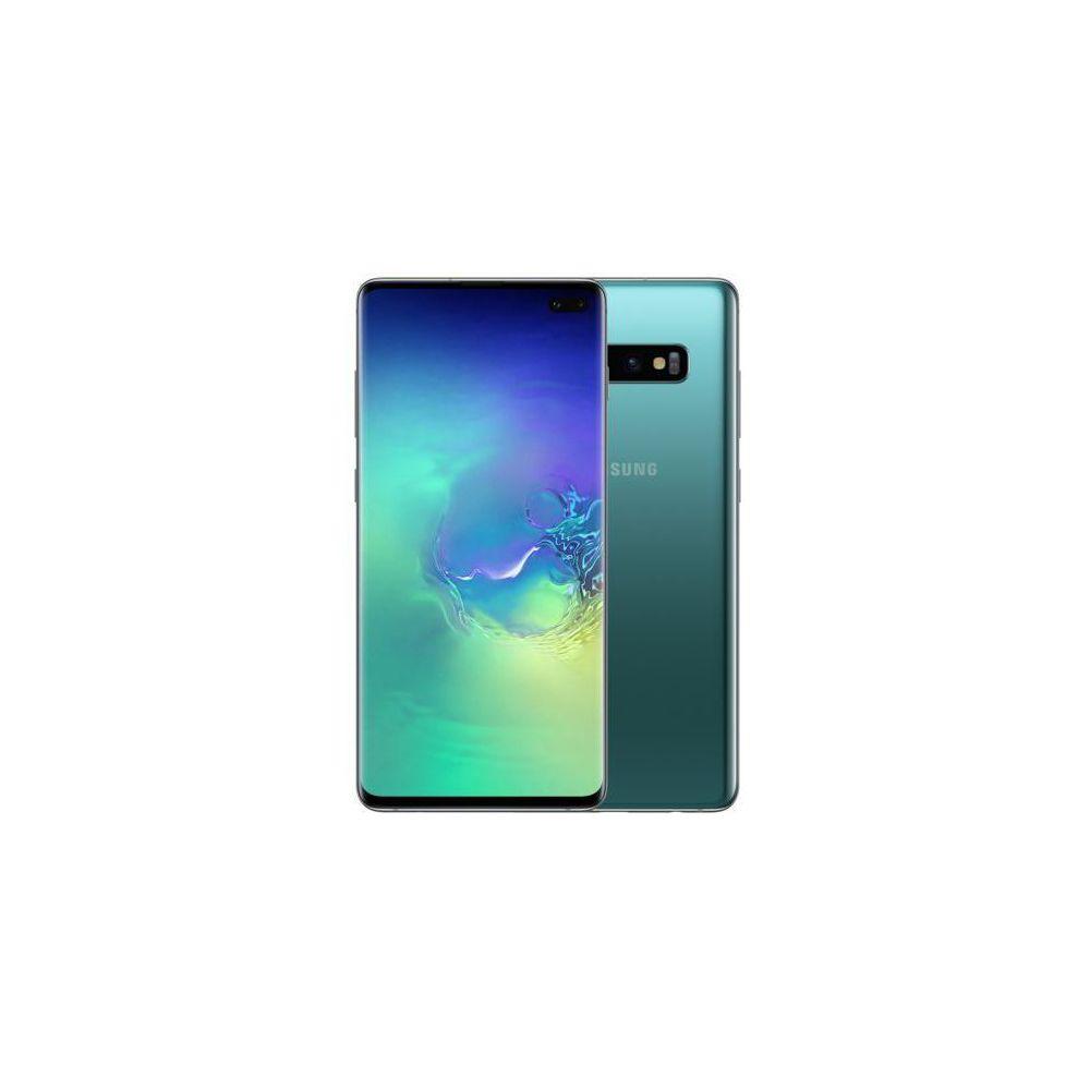 Samsung Galaxy S10 Plus SM-G975 128GB Zielony -FV 23%