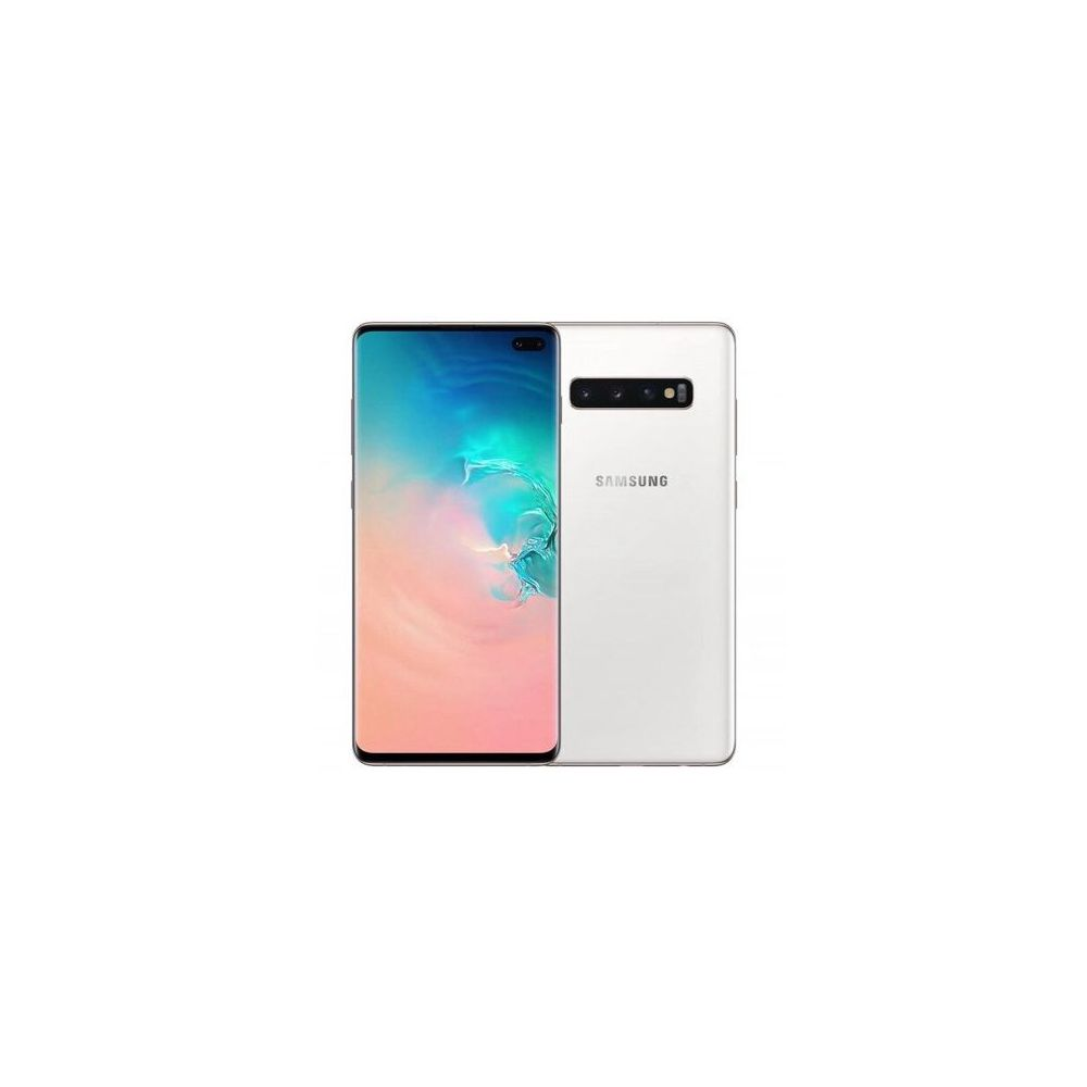 Galaxy S10 Plus SM-G975 512GB ceramic Biały-FV 23%