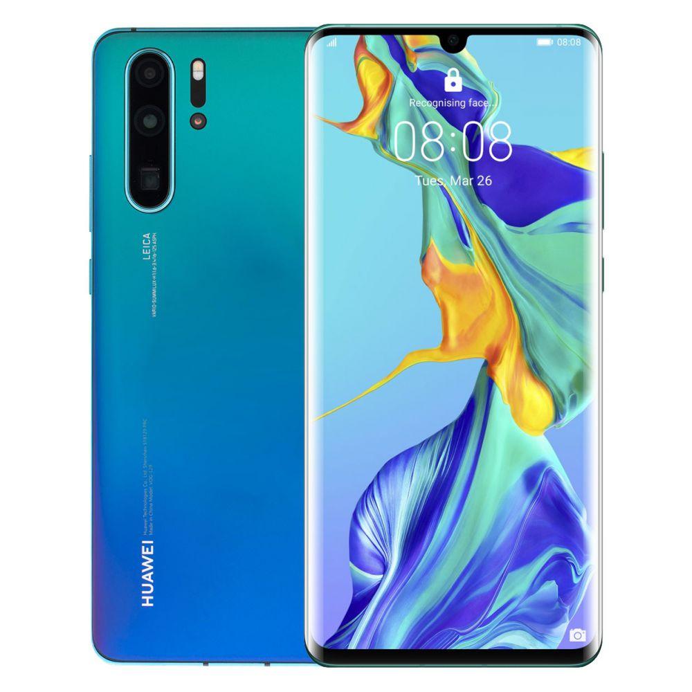 Huawei P30 Pro 128GB Aurora niebieski FV23%
