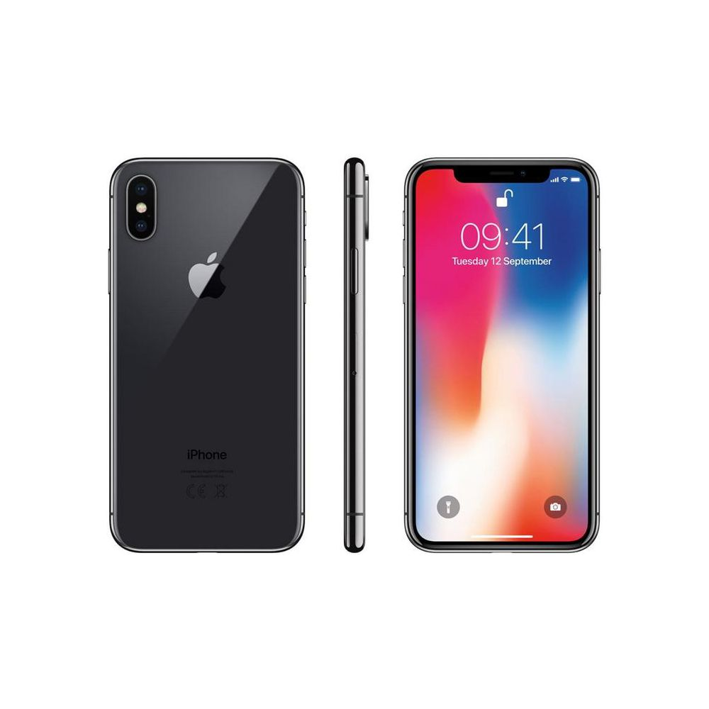 APPLE IPHONE X 64GB Grey  FV 23%