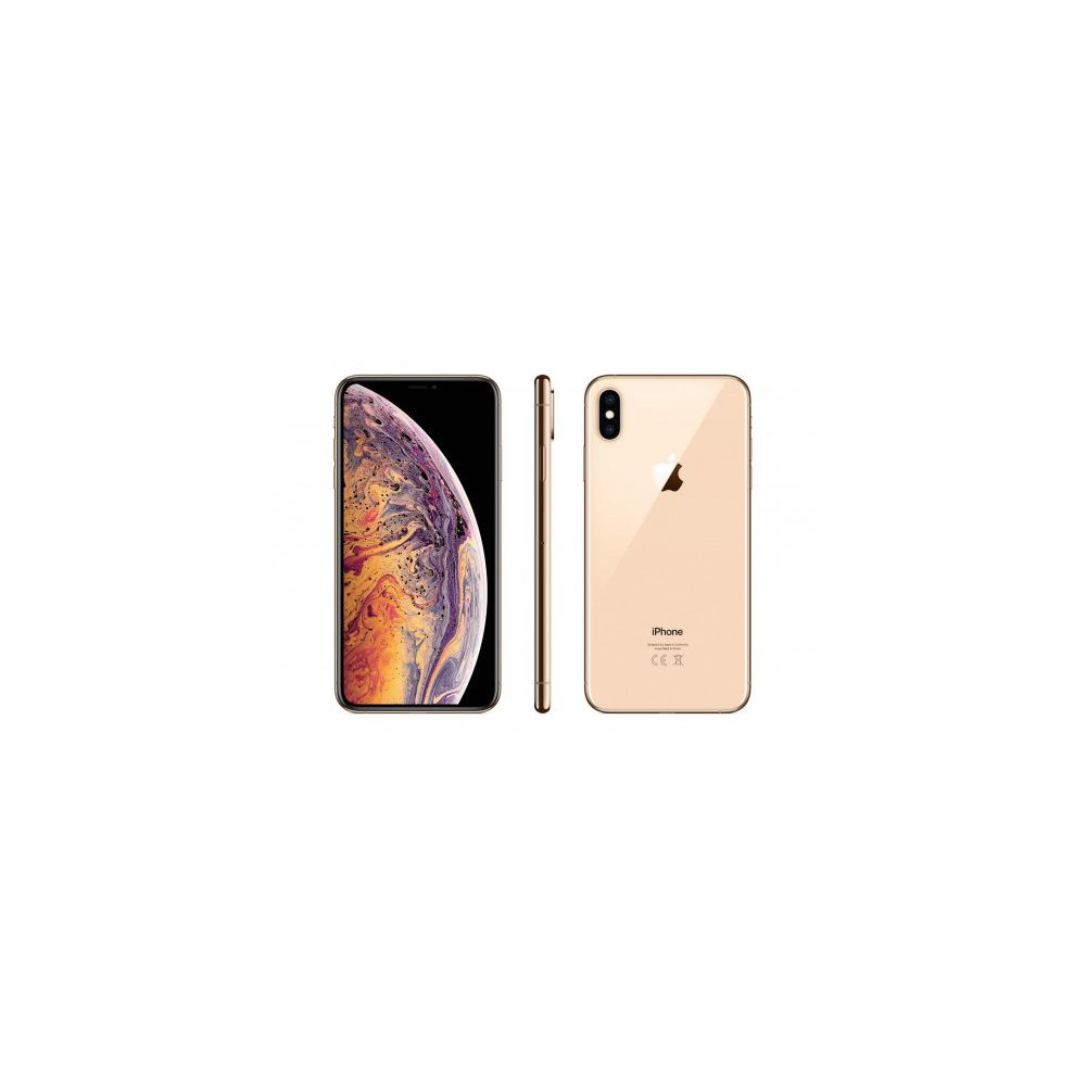 iPhone Xs Max 256GB - gold -FV 23%