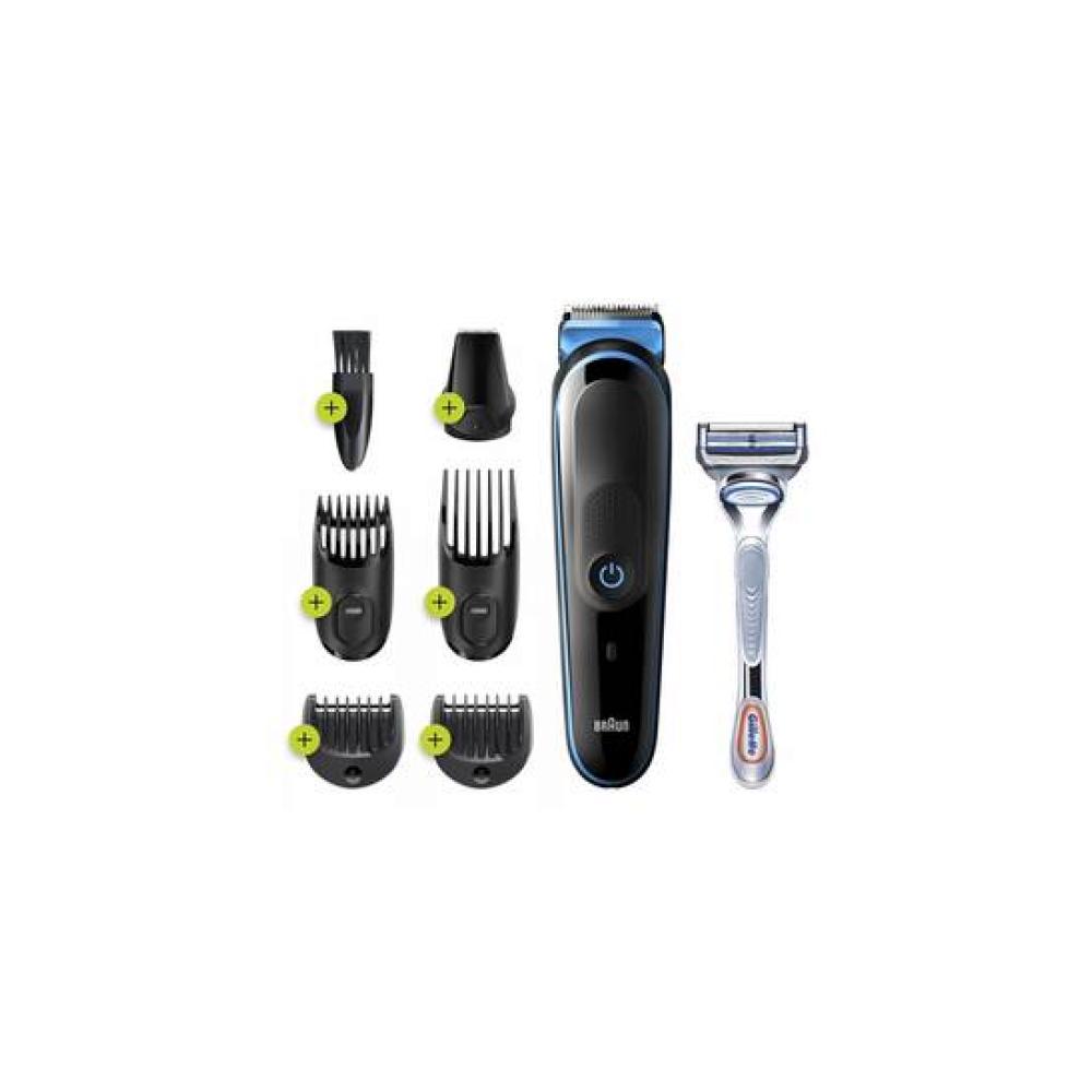 Trymer wielofunkcyjny Braun MGK 3242 do brody, twarzy i włosów