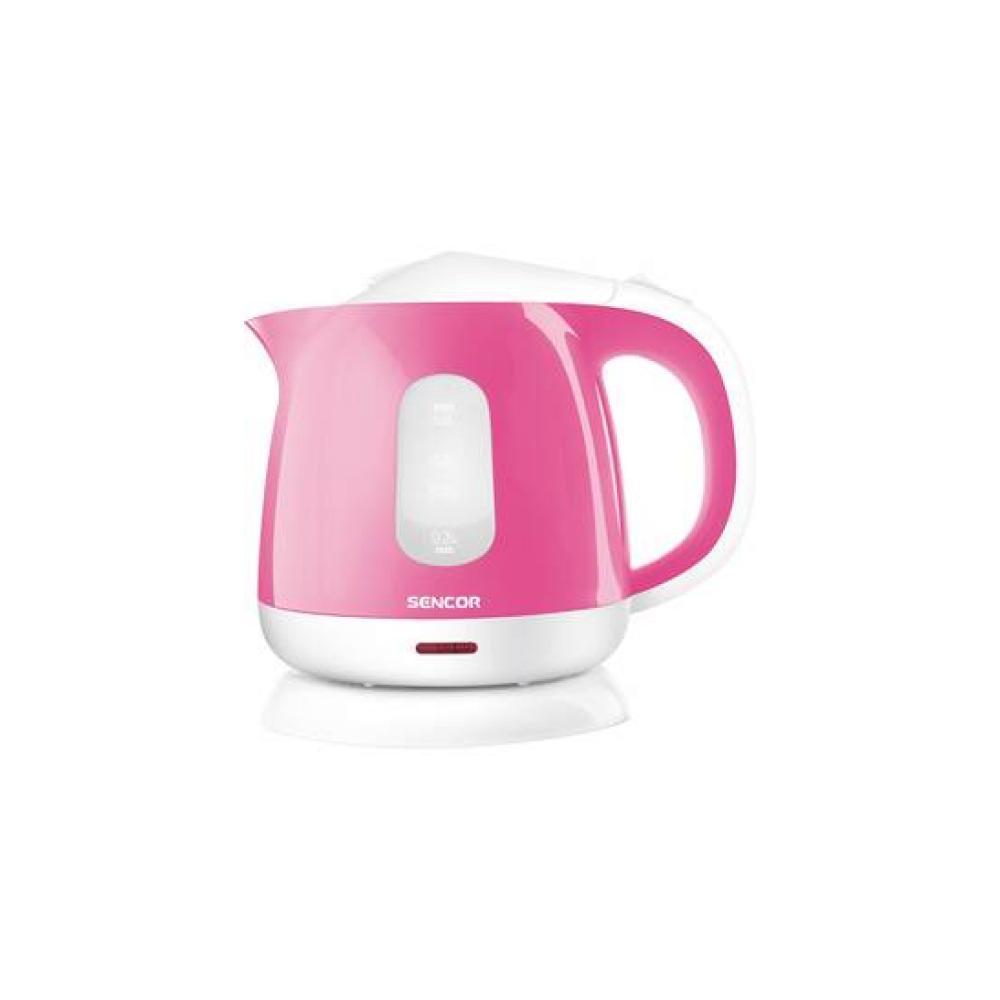 Czajnik bezprzewodowy Sencor SWK 1018RS Różowa