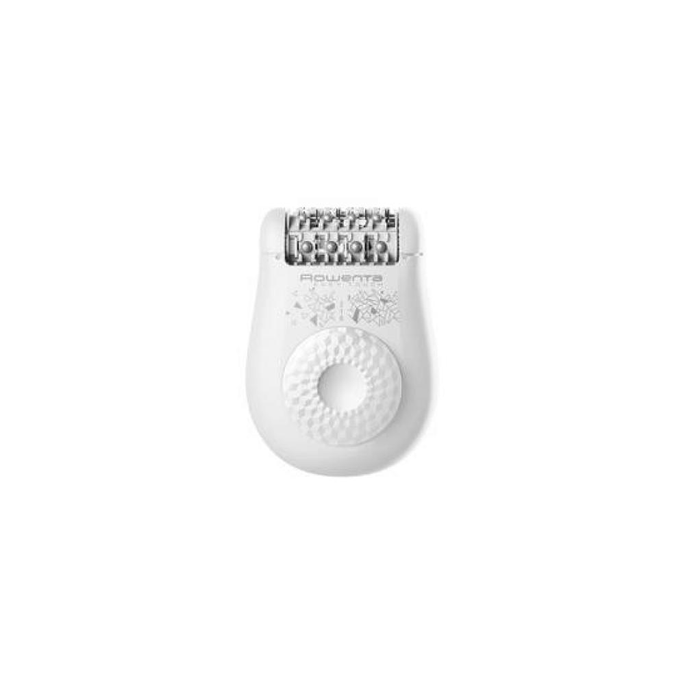 Depilator Rowenta EASY TOUCH MOSAIC COLLECTION EP1115F0 Srebrny/Biały
