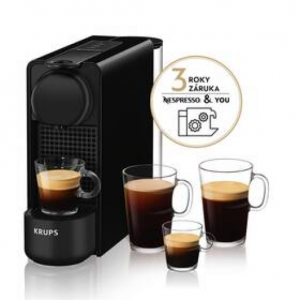 Ekspres do kawy Krups Nespresso Essenza Plus XN510810 Czarne