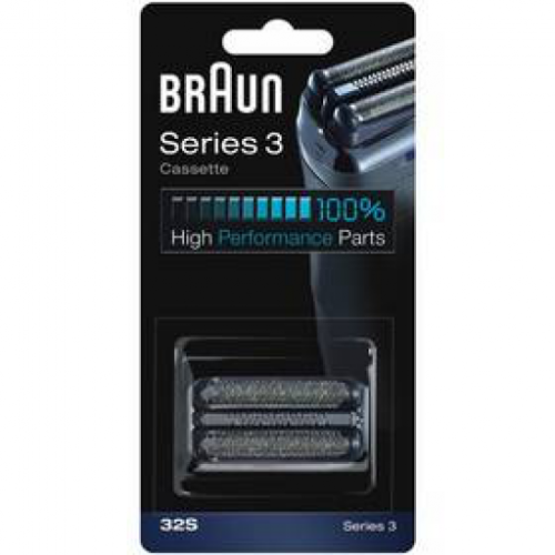 Akcesoria do maszynek do golenia Braun Series3 - 32S Micro comb Srebrne