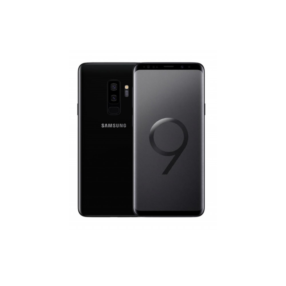 Samsung Galaxy S9 Plus SM-G965 Dual Sim 128 GB Czarny fv23% * Świąteczne okazje cenowe