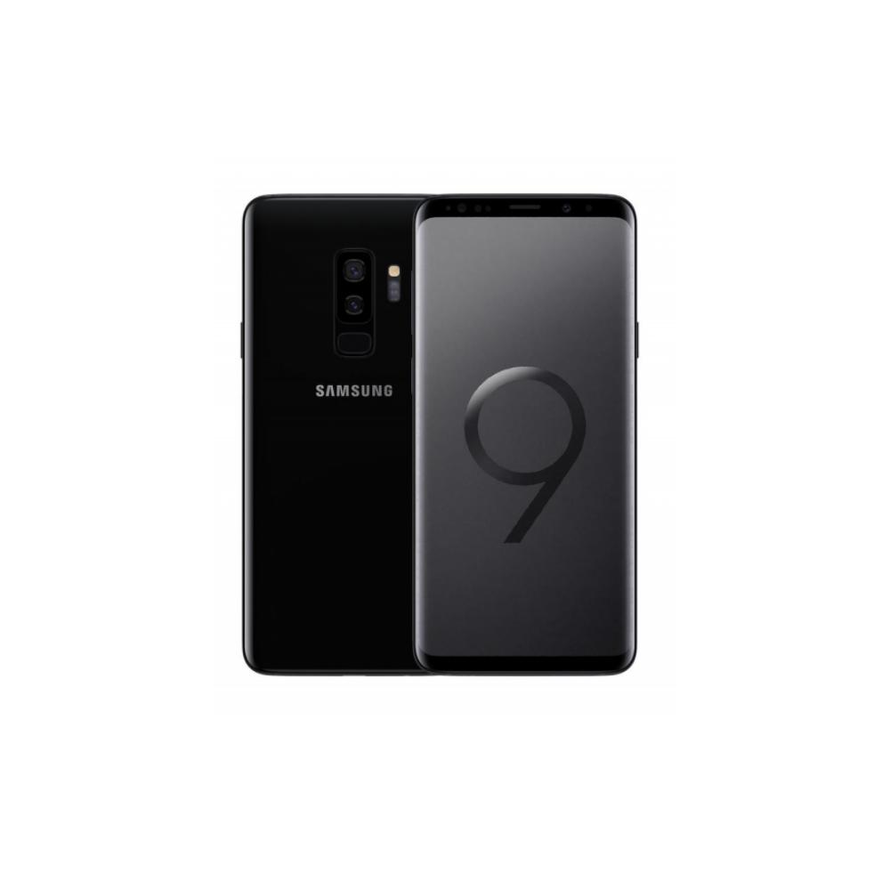 Samsung Galaxy S9 Plus SM-G965 Dual Sim 64 GB Czarny fv23% * Świąteczne okazje cenowe