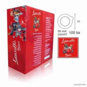 E.S.E. Pods Lucaffé SMART PODS RED 100szt. 35mm