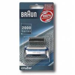 Akcesoria do maszynek do golenia Braun CombiPack Series1/Z - 20S Srebrne