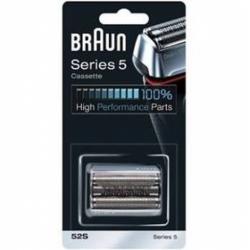 Akcesoria do maszynek do golenia Braun CombiPack Braun Series 5 FlexMotion - 52S Srebrne