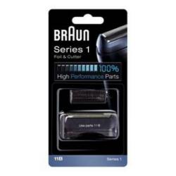Akcesoria do maszynek do golenia Braun CombiPack Series1 - 11B Czarne