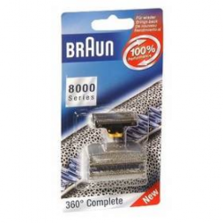 Akcesoria do maszynek do golenia Braun CombiPack Series5 - 51S Srebrne