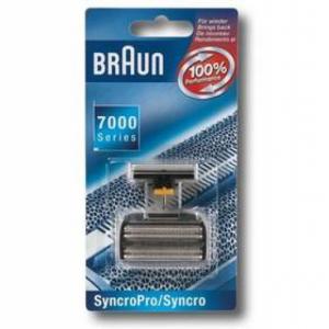 Akcesoria do maszynek do golenia Braun CombiPack Syncro - 30B Czarne