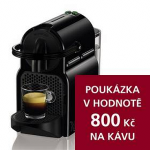 Ekspres do kawy DeLonghi Nespresso Inissia EN80B Czarne