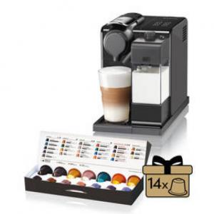 Espresso DeLonghi Nespresso Lattissima Touch EN560.B Czarne