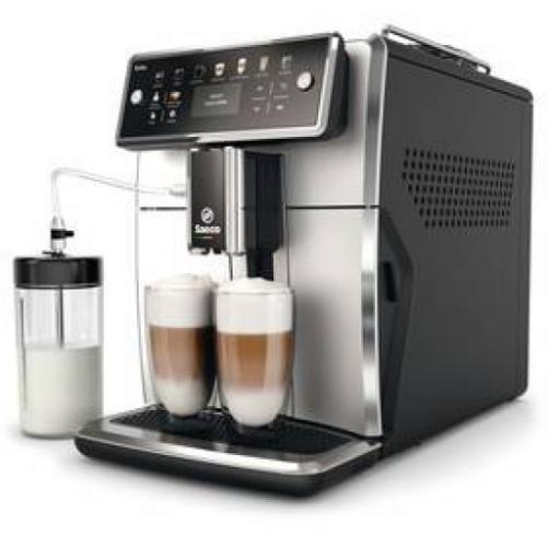 Ekspres do kawy Saeco Xelsis SM7581/00 Czarny/Srebrny