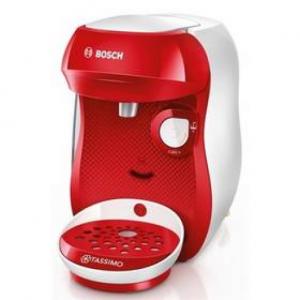 Ekspres do kawy Bosch Tassimo Happy TAS1006 białe/Czerwone