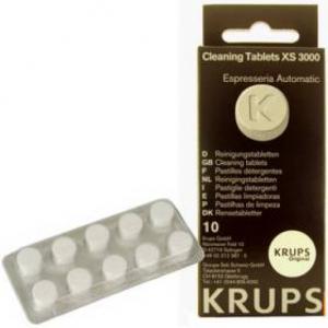 Tabletki czyszczące do espresso Krups XS300010