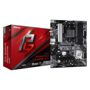 Płyta główna B550 Phantom Gaming 4/AC AM4 4DDR4 HDMI M.2 ATX