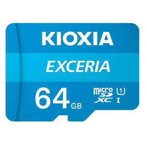 Karta pamięci microSD 64GB M203 UHS-I U1 adapter Exceria