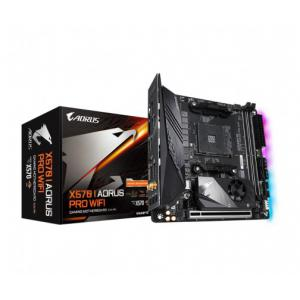 Płyta główna X570 Aorus Pro WIFI AM4 4DDR4 2HDMI/DP mini ITX