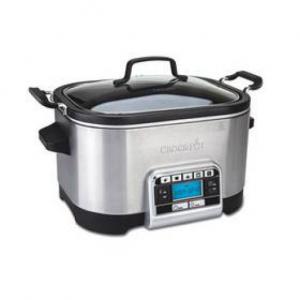 Wolnowar Slow cooking Bionaire CSC024X Crock-Pot Multicooker Czarny/INOX