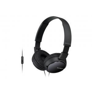 Słuchawki MDR-ZX110AP czarne