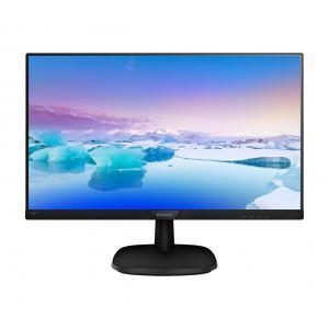 Monitor 23.8 243V7QDSB IPS DVI HDMI Czarny