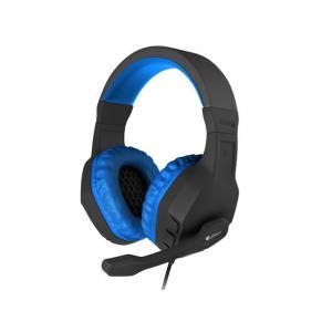 Słuchawki dla graczy Genesis Argon 200 niebieskie