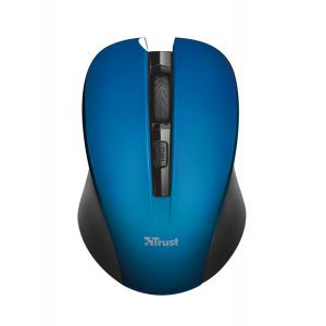 Mydo Silent Click bezprzewodowa mysz niebieska