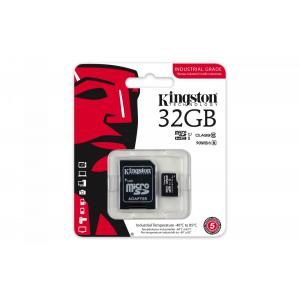 microSD 32GB CL10 UHS-I 90/45MB/s Industrial