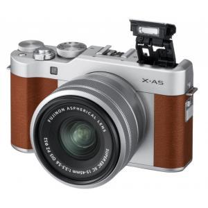X-A5 + 15-45mm brązowy