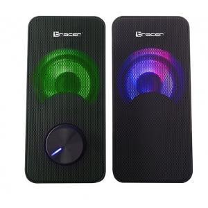Głośniki 2.0 Loop RGB USB