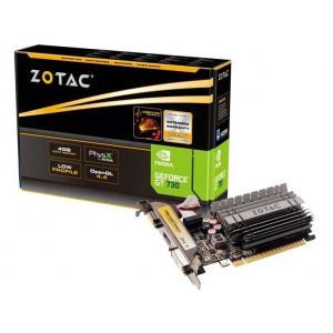 Karta graficzna GeForce GT730 4GB DDR3 64bit DVI/HDMI/VGA