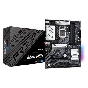Płyta główna B560 Pro4 s1200 4DDR4 HDMI/DP M.2 ATX