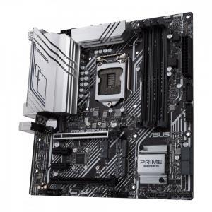 Płyta główna PRIME Z590M-PLUS s1200 4DDR4 HDMI/DVI/DP mATX