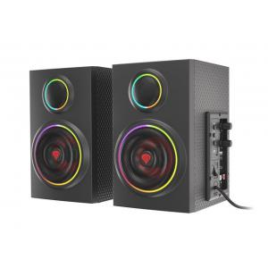 Głośniki 2.0 Genesis Helium 300BT ARGB Bluetooth