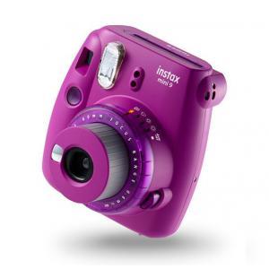 Mini 9 Clear Purple