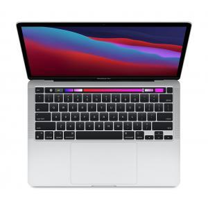MacBook Pro 13: Apple M1 chip with 8 core CPU and 8 core GPU, 512GB SSD - Silver