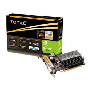 Karta graficzna GeForce GT 730 Zone Edition 2GB 64bit DDR3 DVI/HDMI/VGA